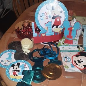 Mickey mouse first bday
